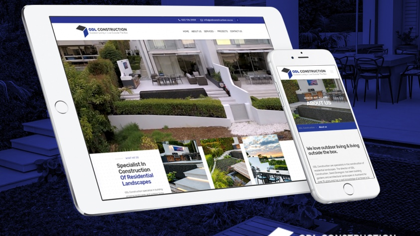 ODL Website Design