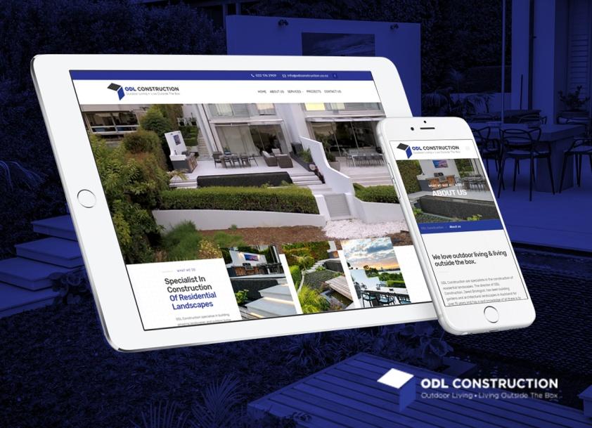 ODL Website Design