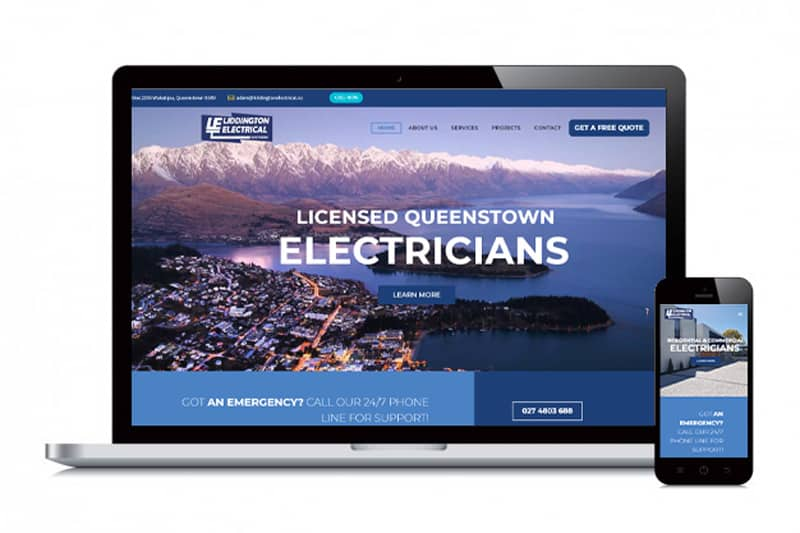 Electrician Queenstown | Liddington Electrical
